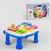 Игровой музыкальный столик WD 3629, световые, звуковые эффекты, фото 1