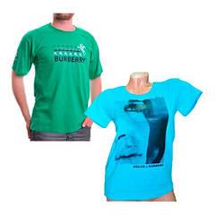 Новое поступление мужских и женских футболок D&G