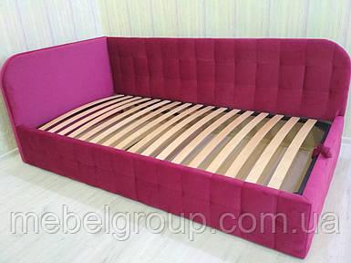 Детская кровать Флора 90*200 с механизмом