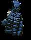 Зимняя куртка  на  мальчиков подростков цвет темно синий, фото 2