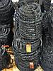 Канат просочений пеньковий ПТпр тросового звивання 8 мм ( просочення Е - 1 )