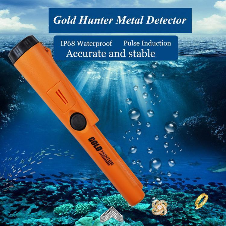 Пинпоинтер  подводный GOLD HUNTER  GP-Pointer AT Металлоискатель Целеуказатель Водонепроницаемый