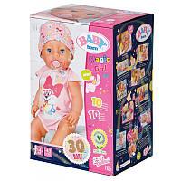 """Кукла BABY BORN """"Малышка"""" Soft Touch 43cm, 827956  ZAPF, фото 1"""