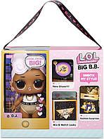 Ігровий набір Лялька  LOL Surprise Big BB Doll Діджей з сюрпризом 573067, фото 1