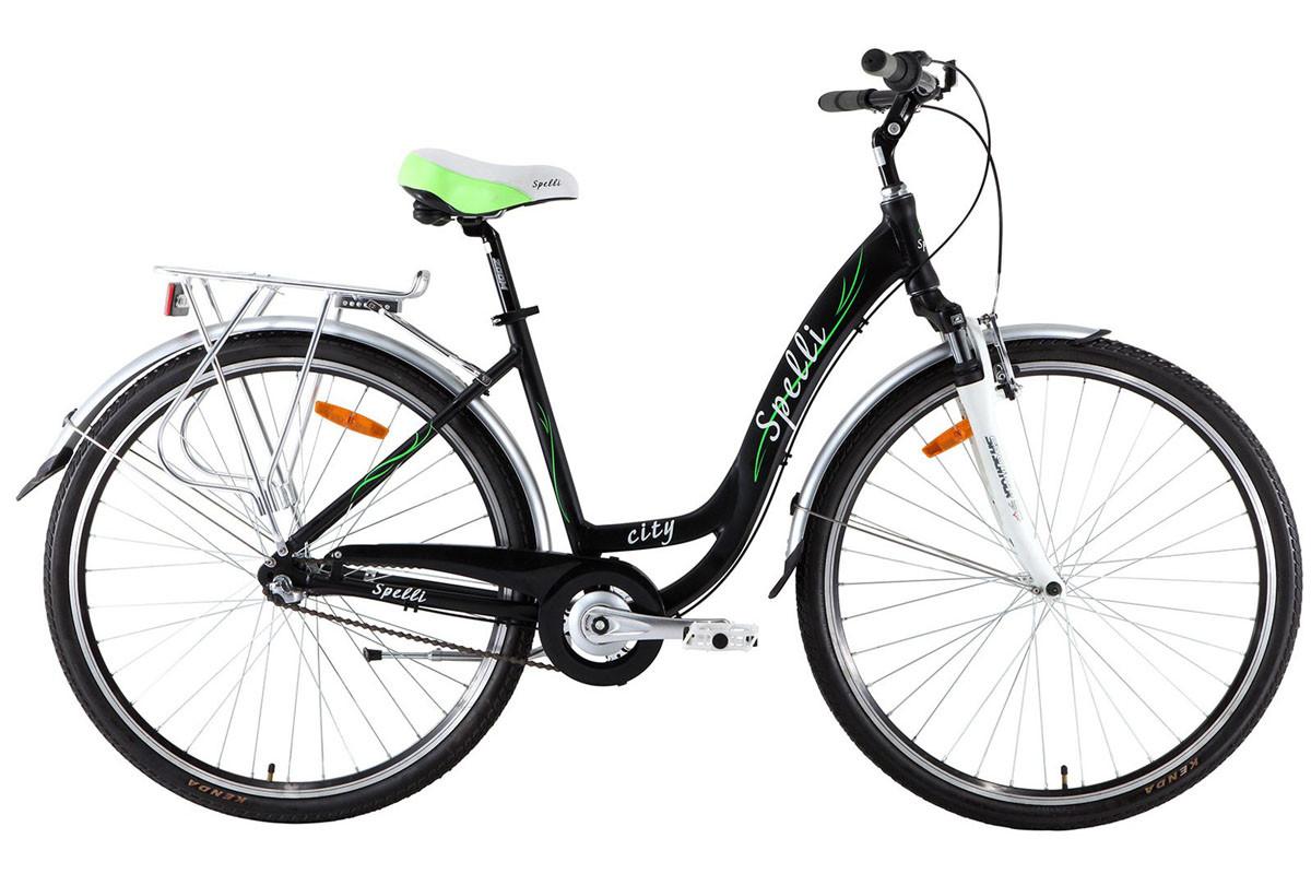 Велосипед 28 Spelli City Nexus 3 spd
