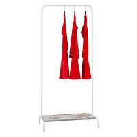 Стойка для одежды «Лофт 2Б» Белый, фото 1