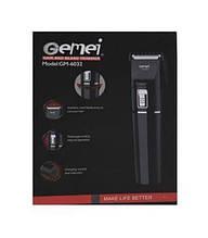 Машинка для стрижки волосся Gemei GM-6032