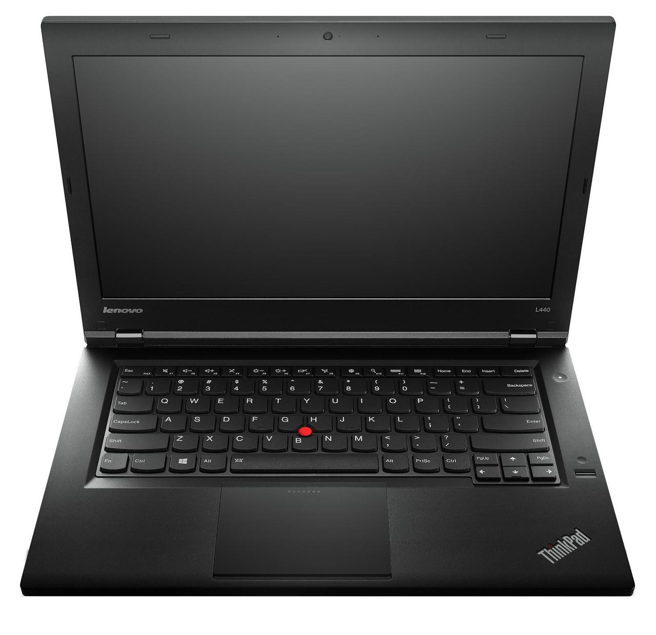 Ноутбук Lenovo ThinkPad L440-Intel Pentium 3550M-2,3GHz-4Gb-DDR3-500Gb-HDD-DVD-R-W14-Web-(B)- Б/У