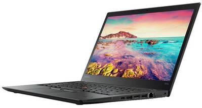 Ноутбук Lenovo ThinkPad T470s-Intel Core i5-7300U-2,60GHz-8Gb-DDR3-128Gb-SSD-W14-FHD-Web-батарея-(B)- Б/В, фото 2