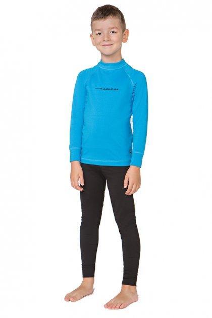 Комплект дитячої білизни Radical Double + балаклава блакитний 104\110 см
