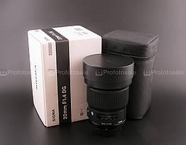 Об'єктив Sigma 20mm f/1.4 DG HSM Art для Nikon