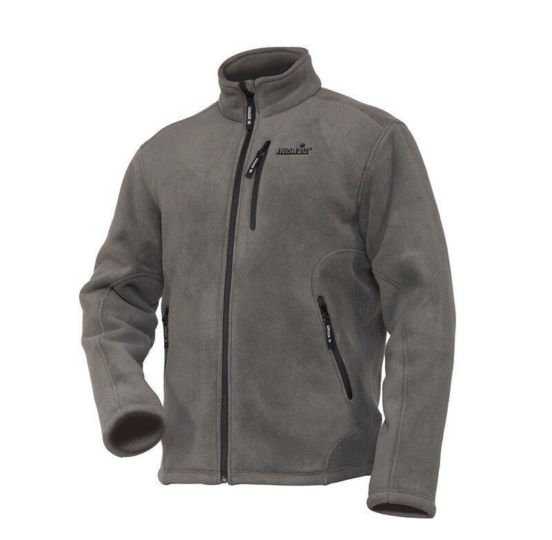 Куртка флисовая Norfin North (Gray) S