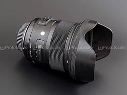 Об'єктив Sigma 24mm f/1.4 ART для Nikon