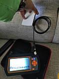 Ендоскоп 5,5 мм Подвійна камера для діагностики Дизельних та Бензинових двигунів товщина всього 5,5 мм Зум 2х, фото 8