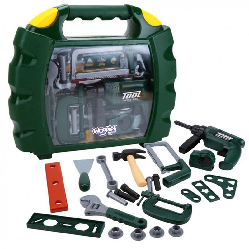 Набор инструментов в чемоданчике Woopie 30487