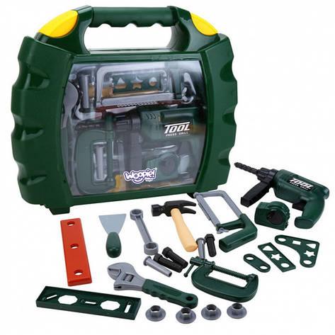 Набор инструментов в чемоданчике Woopie 30487, фото 2