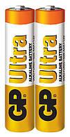 Батарейка GP 24AU-S2 Ultra alkaline LR03 ААA (трей, 2/40)