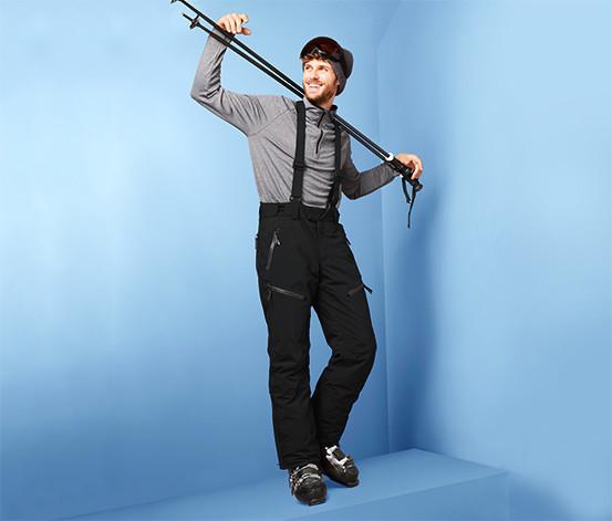 Шикарные мужские функциональные лыжные брюки, штаны ecorepel® от tcm Tchibo Чибо, Германия, M-XXL