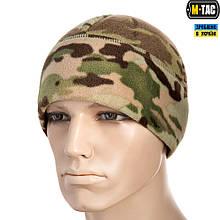 M-Tac шапка Watch Cap флис/сетка Windblock 380 MC S