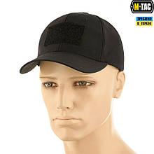 M-Tac бейсболка тактична Flex Lightweight Black L/XL