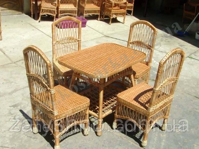 Доставка мебели из лозы