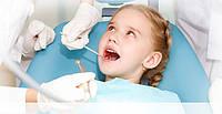 Пломбирование зубов детям