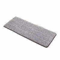 Насадка запаска для швабры-лентяйка с отжимом Cleaning Mop Моп сменный для уборки пола с отжимом 32х12 см