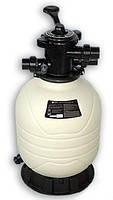 Фильтр из высокопрочного полиэтилена для бассейна на 7,5м3/ч