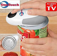 Консервный нож Ван Тач Кен Опенер One Touch Can Opener оптом