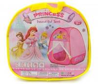Палатка детская Принцесса 333-43