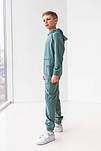 Дитячий спортивний костюм Stimma Рейлі 6872 134 смарагдовий