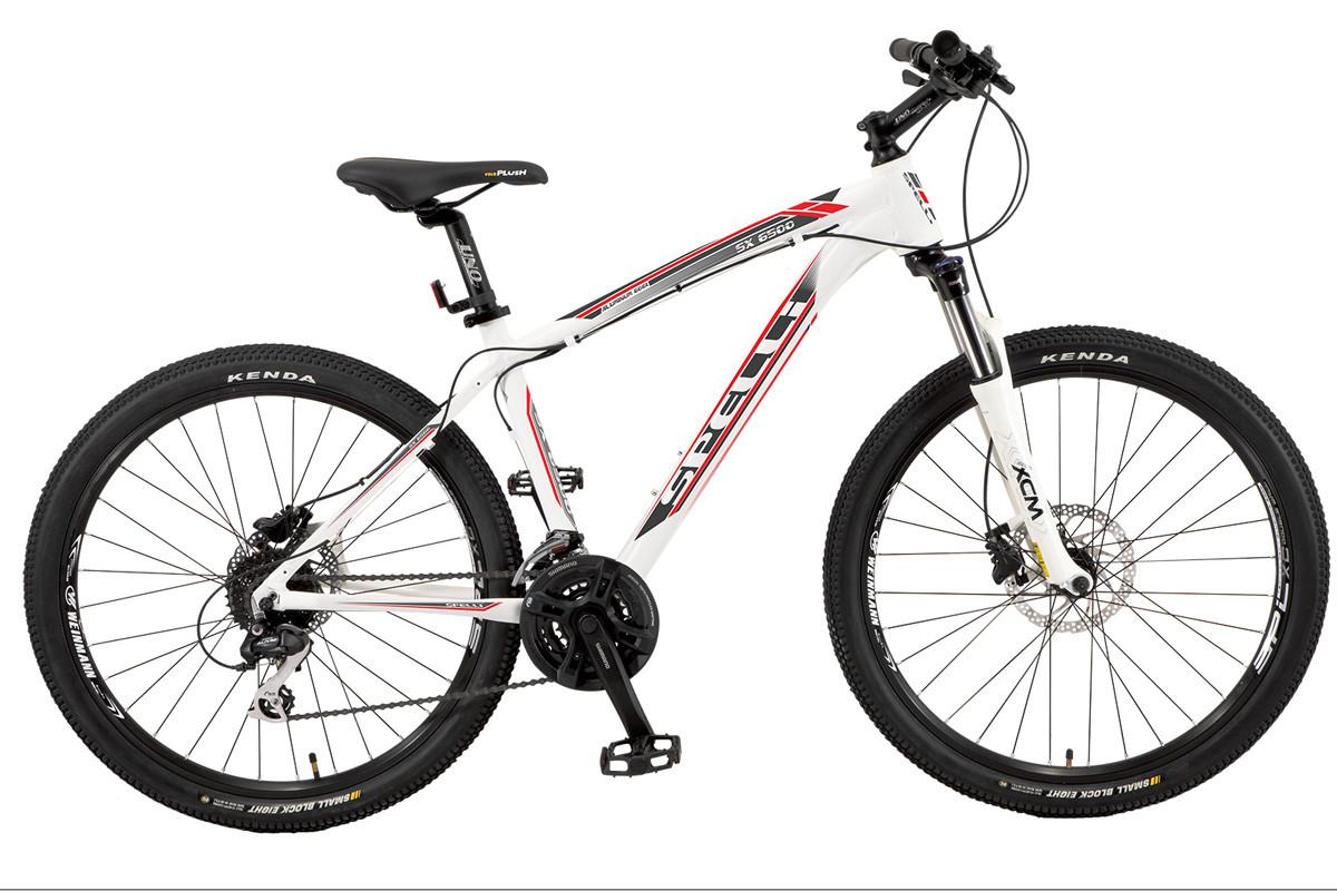 """Велосипед 26 Spelli SX-6500 disk 21"""" 2015"""