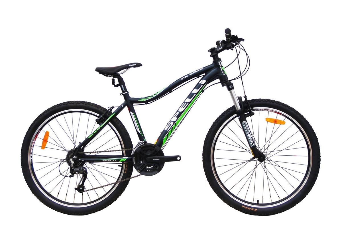 """Велосипед 26 Spelli FX-6000 V-brake 16"""" 2015"""