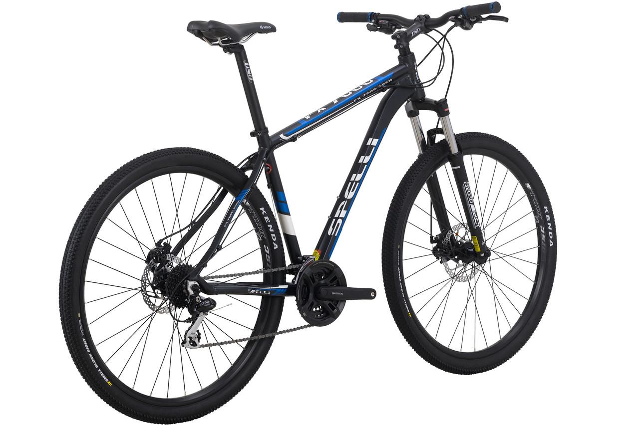 Велосипед 26 Spelli FX-7000 механика