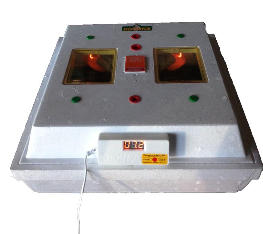 Інкубатор Квочка МІ-30-1
