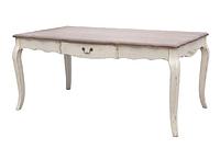 Стол обеденный 145*85*77 см (корпус-ясень, столеш.-береза)