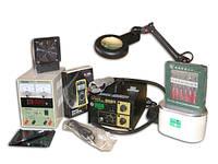 Оборудование и материалы для ремонта