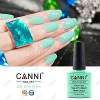 Гель лак Canni 208 (мохито)