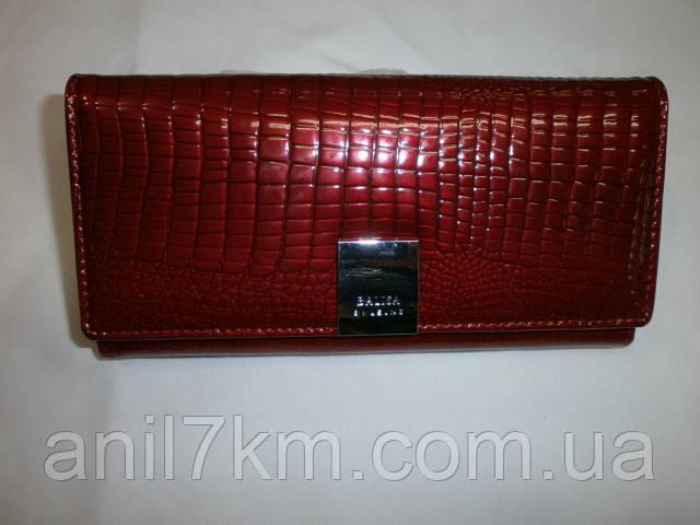 Женский лаковый кошелёк фирмы BALISA