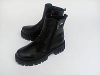 Ботинки женские,кожа, зима, 36 -42 размеры.