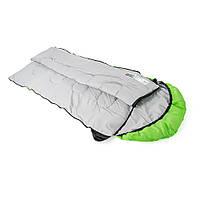 Спальный мешок Кемпінг Peak 200L с капюшоном Green