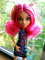 Кукла Хаулин Вульф - Школьная Ярмарка, Школа Монстер Хай Monster High Ghoul Fair Howleen Wolf Doll, фото 1