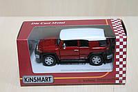 Машина KINSMART металлическая в коробке