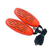 Электрическая сушилка электросушка для обуви для ботинок кроссовок сапог Shine (ЕСВ-12/220В)