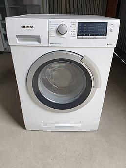 Стиральная машина Siemens IQ500 Wash & Dry 7/4 KG с Сушкой / WD14H440