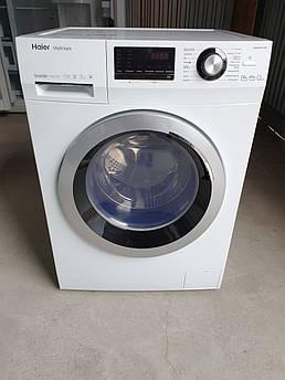 Стиральная машина Haier 8 KG / 2019-го года выпуска / HW80-BP14636
