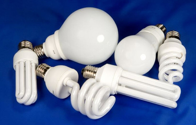 Лампы энергосберегающие (эконом)