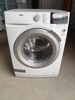 Пральна машина AEG lavamat 6000 Series ProSense 8 KG / 2018-го року випуску / L6FBG48SC