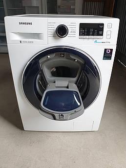 Стиральная машина SAMSUNG 8 KG / 2018-го года выпуска / WW8EK5400UW