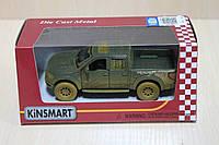 Машина металлическая KINSMART в коробке 16*8.5*7см